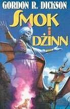 Okładka książki Smok i dżinn