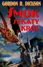 Okładka książki Smok i sękaty król