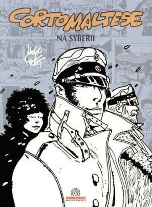 Okładka książki Corto Maltese: Na Syberii