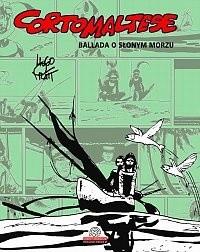 Okładka książki Corto Maltese: Ballada o słonym morzu