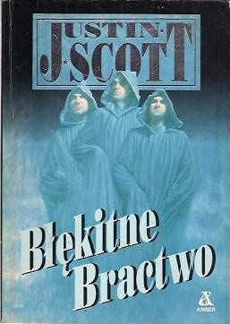 Okładka książki Błękitne Bractwo