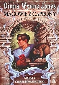 Okładka książki Magowie z Caprony
