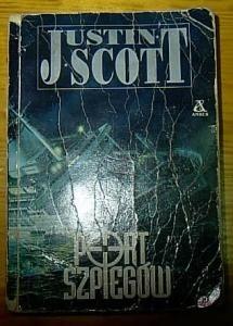 Okładka książki Port szpiegów