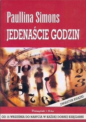 Okładka książki Jedenaście godzin