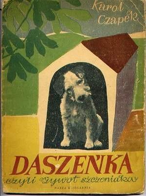 Okładka książki Daszeńka czyli Żywot szczeniaka