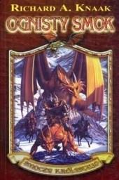 Okładka książki Ognisty smok