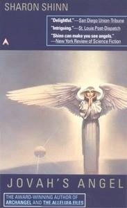 Okładka książki Jovah's Angel