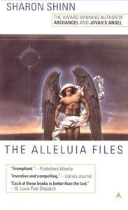 Okładka książki The Alleluia Files