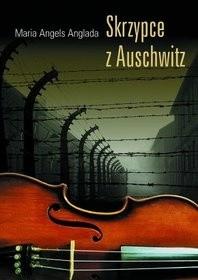 Okładka książki Skrzypce z Auschwitz