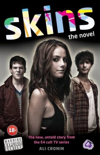 Okładka książki Skins: The Novel