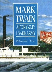 Okładka książki Aforyzmy i sarkazmy
