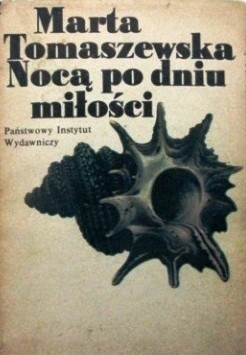 Okładka książki Nocą po dniu miłości