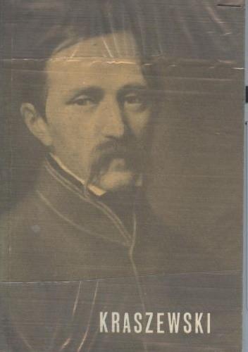 Okładka książki Józef Ignacy Kraszewski