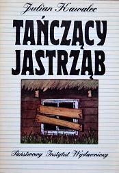 Okładka książki Tańczący Jastrząb