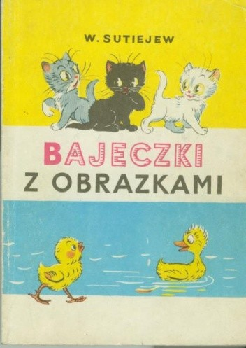Okładka książki Bajeczki z obrazkami
