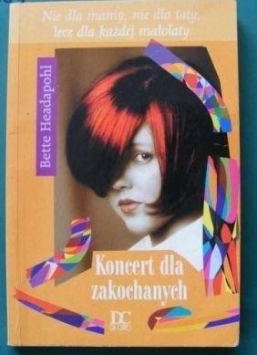 Okładka książki Koncert dla zakochanych