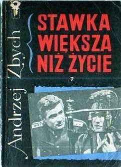 Okładka książki Stawka większa niż życie t.2