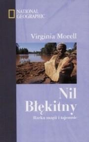 Okładka książki Nil Błękitny. Rzeka magii i tajemnic.