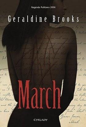 Okładka książki March