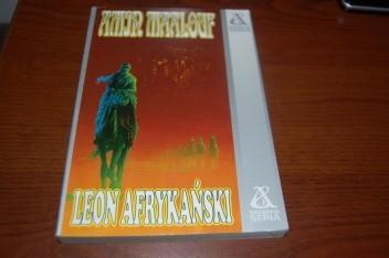 Okładka książki Leon Afrykański