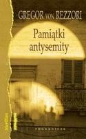 Okładka książki Pamiątki antysemity