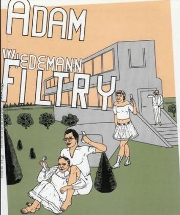 Okładka książki Filtry