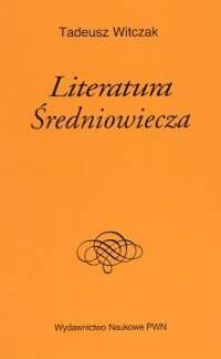 Okładka książki Literatura średniowiecza