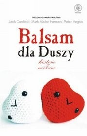 Okładka książki Balsam dla duszy. Historie miłosne