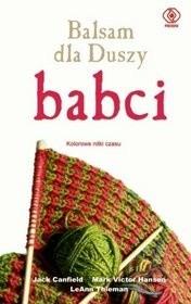 Okładka książki Balsam dla duszy babci