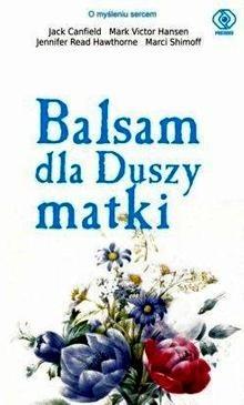 Okładka książki Balsam dla duszy matki