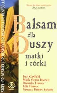 Okładka książki Balsam dla duszy matki i córki