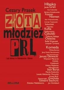 Okładka książki Złota Młodzież PRL
