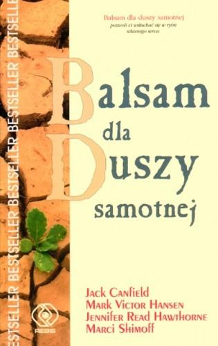 Okładka książki Balsam dla duszy samotnej