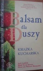 Okładka książki Balsam dla duszy - książka kucharska