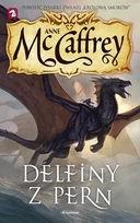 Okładka książki Delfiny z Pern