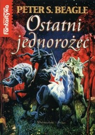 Okładka książki Ostatni jednorożec
