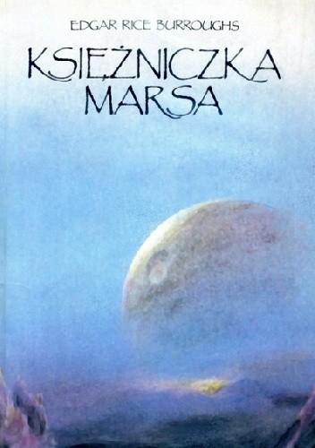 Okładka książki Księżniczka Marsa