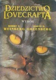 Okładka książki Dziedzictwo Lovecrafta