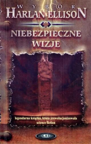 Okładka książki Niebezpieczne wizje
