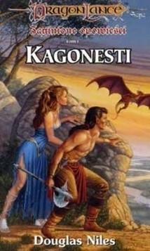 Okładka książki Kagonesti