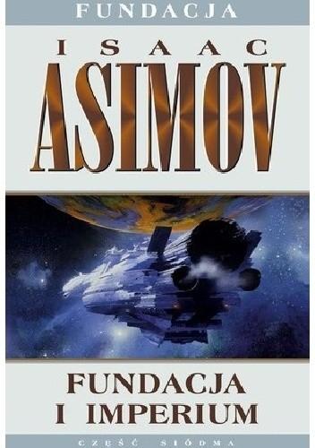 Okładka książki Fundacja i Imperium