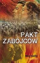Okładka książki Pakt Zabójców