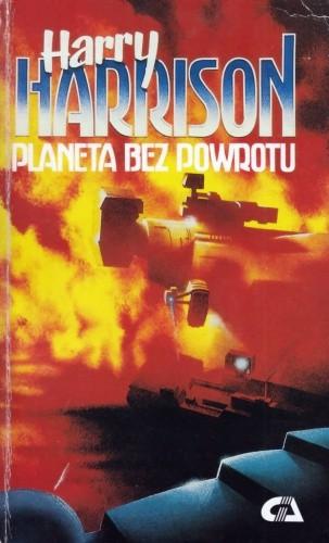 Okładka książki Planeta bez powrotu
