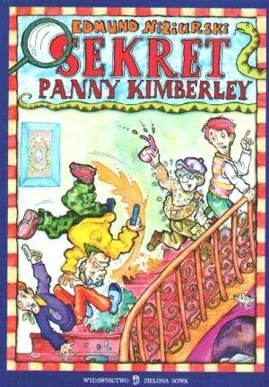 Okładka książki Sekret panny Kimberley