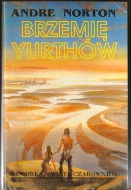 Okładka książki Brzemię Yurthów