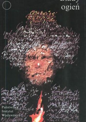 Okładka książki Blady ogień