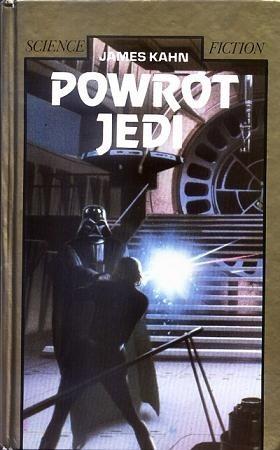 Okładka książki Star Wars - Powrót Jedi
