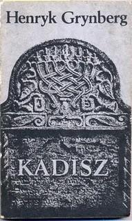 Okładka książki Kadisz