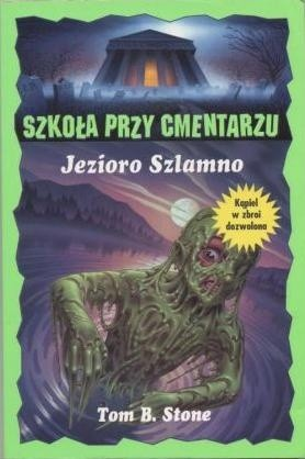 Okładka książki Jezioro szlamno
