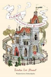 Okładka książki Tajemne bractwo pana Benedykta